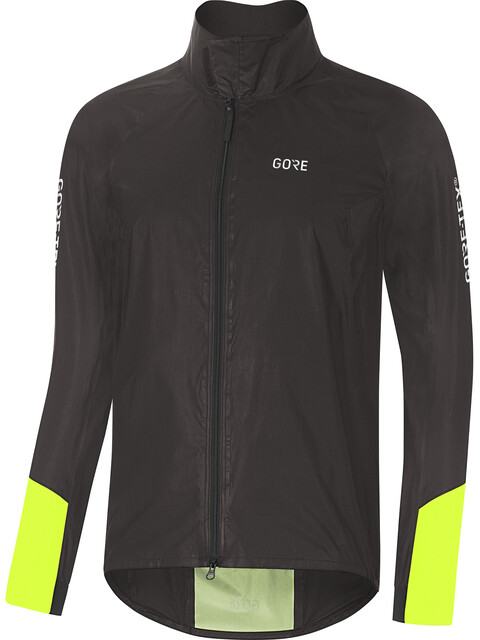GORE WEAR C5 Gore-Tex Shakedry 1985 Vis Jacket Men black/neon yellow